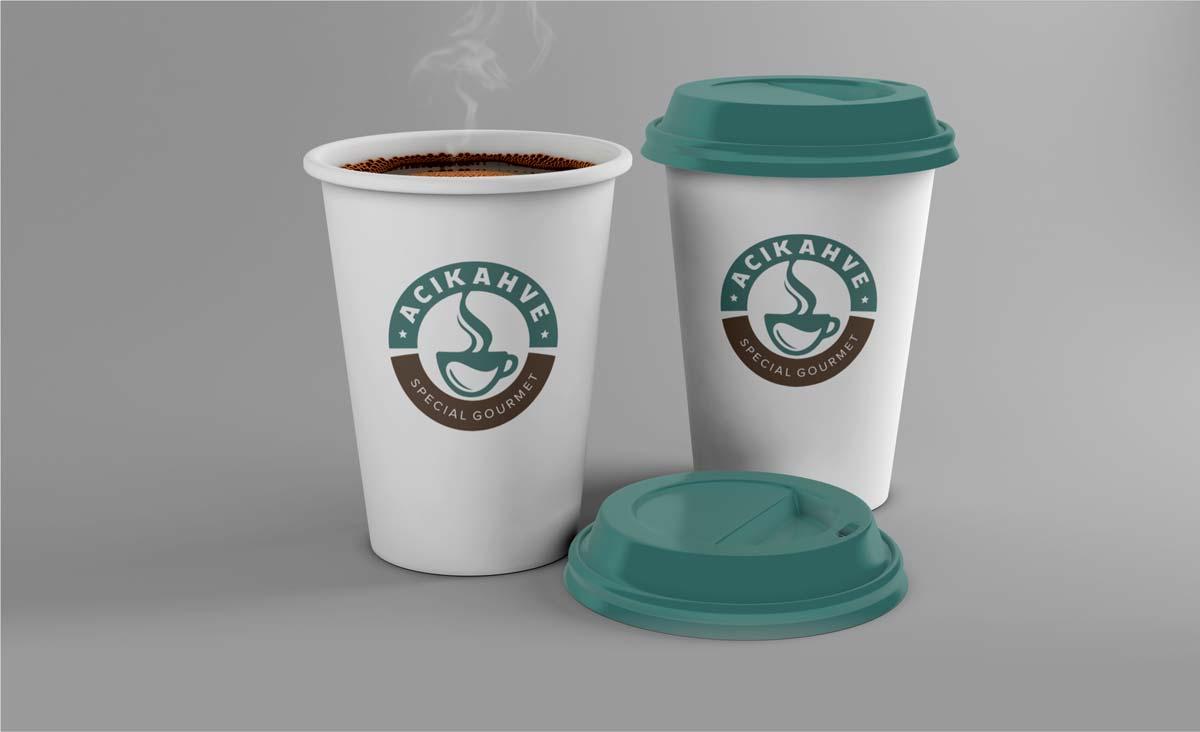 aci kahve bardak