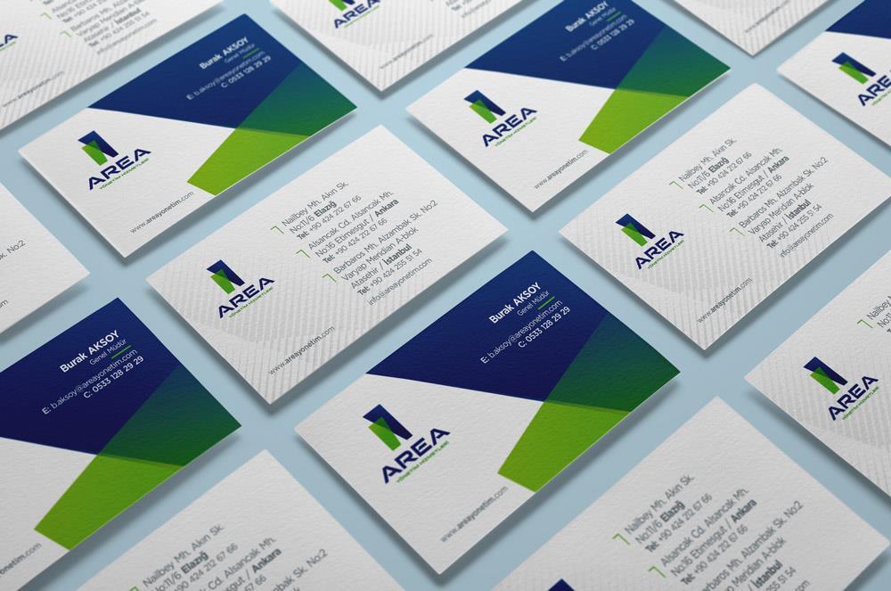 area yonetim hizmetleri kartvizit 2
