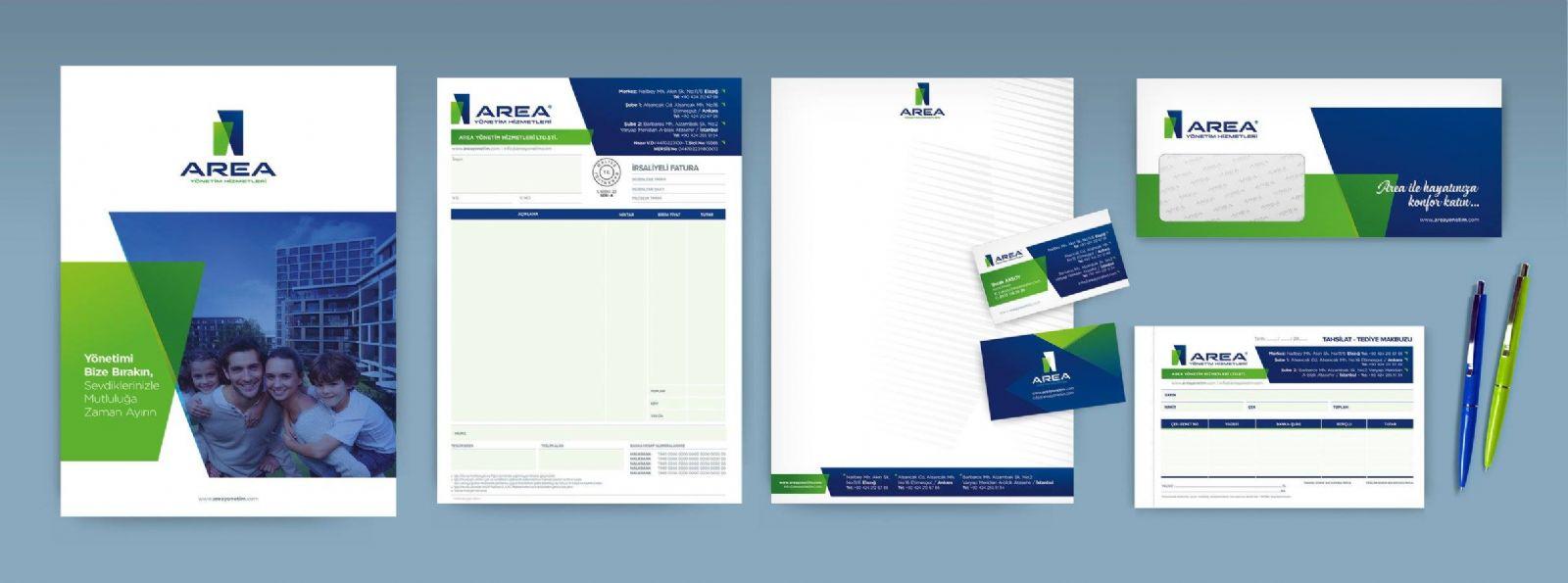 area yonetim hizmetleri kurumsal kimlik basili urunler 2