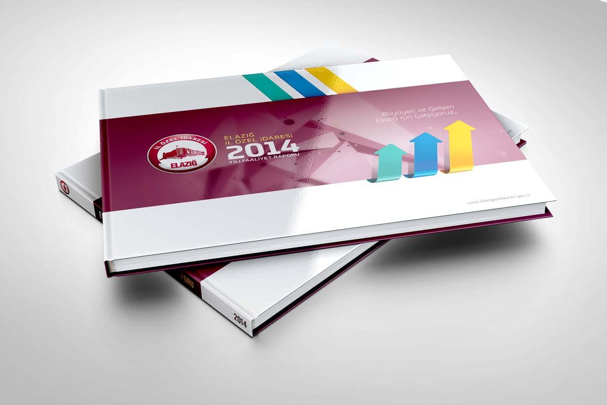 elazig il ozel idaresi 2014 faaliyet raporu kapak