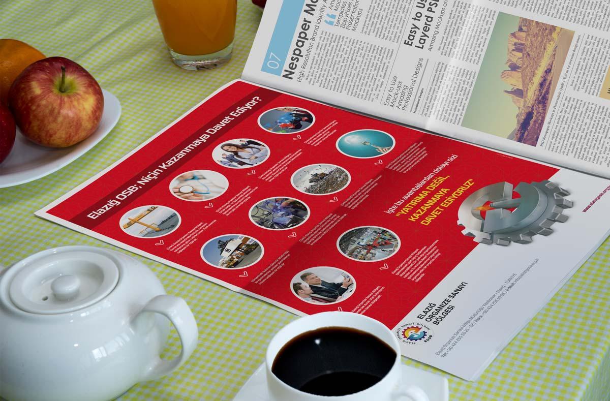 elazig organize sanayi bolgesi gazete ilanı2