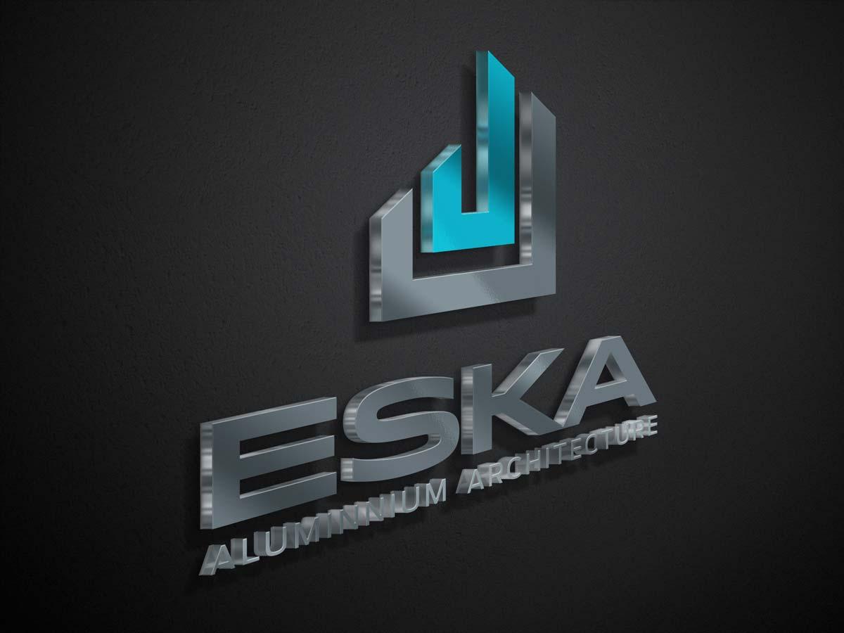 eska aluminyum logo