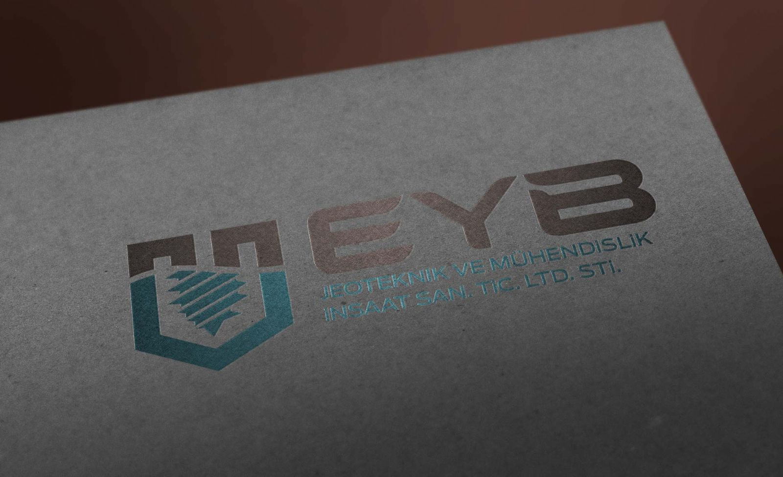 eyb jeoteknik logo tasarimi