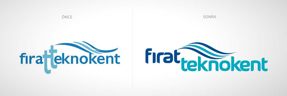 firat teknokent logo revizyonu