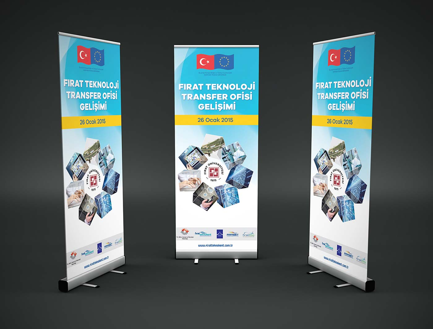 firat tto gelisim calistayi roll up banner