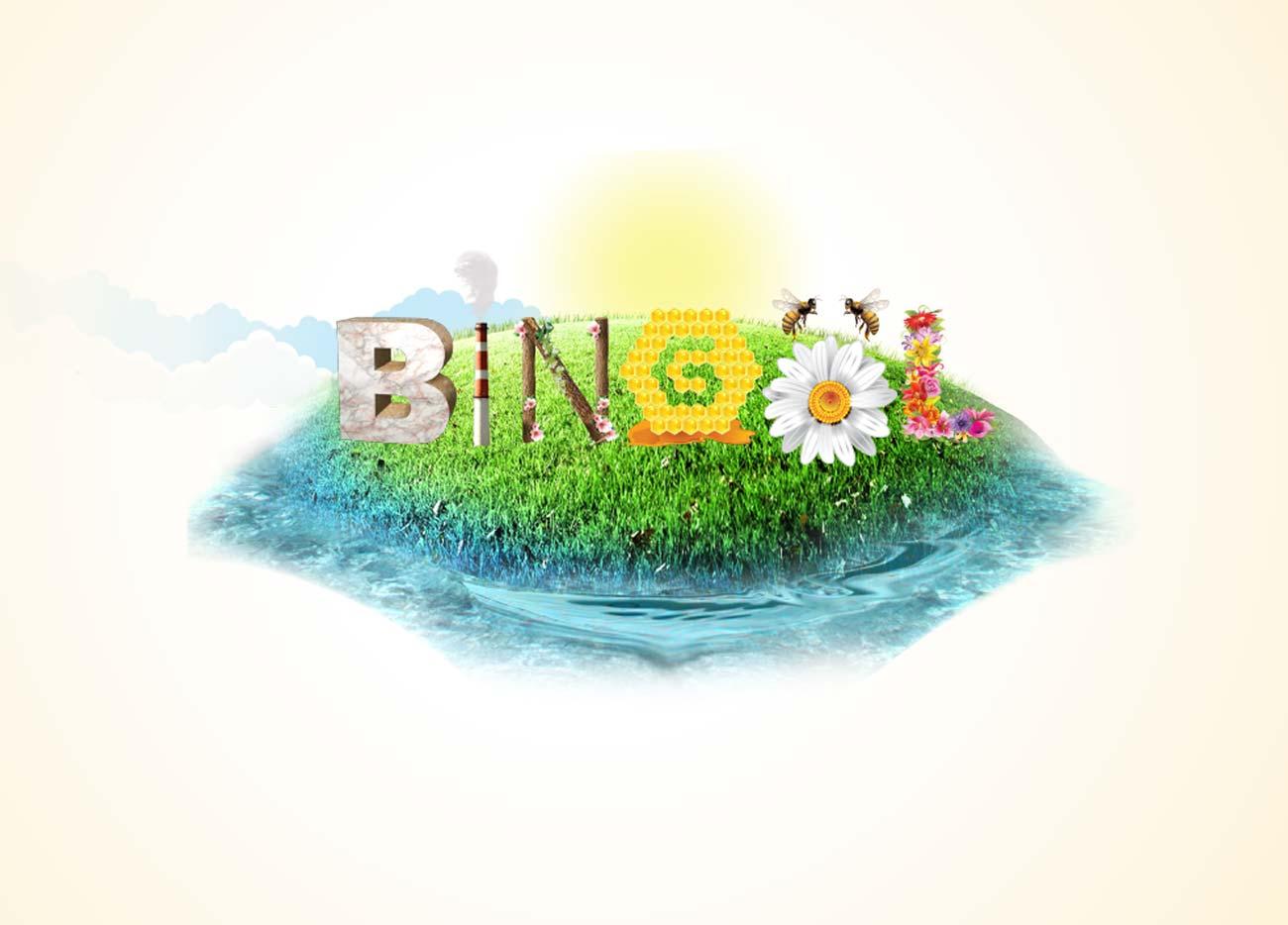 bingol turizm illustrasyon