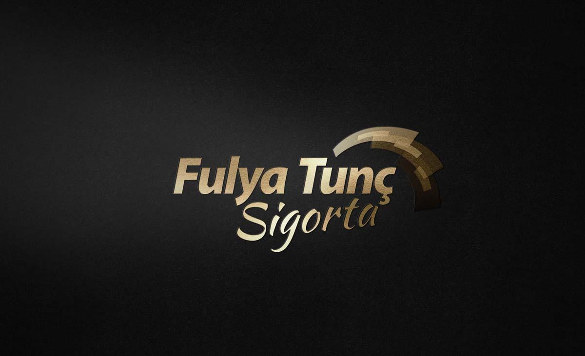 fulya tunc sigorta logo tasarimi