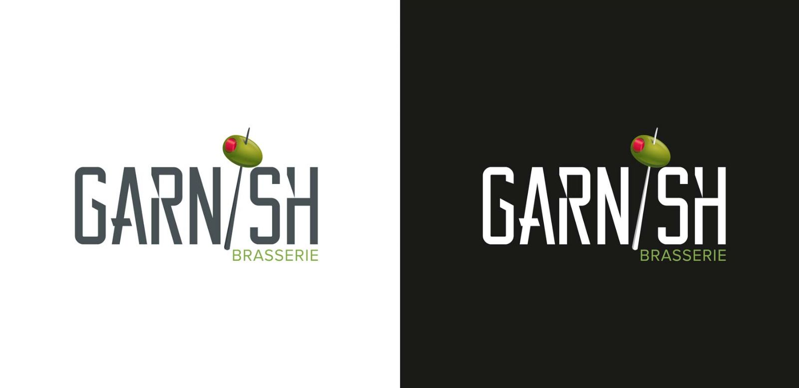 garnish logo