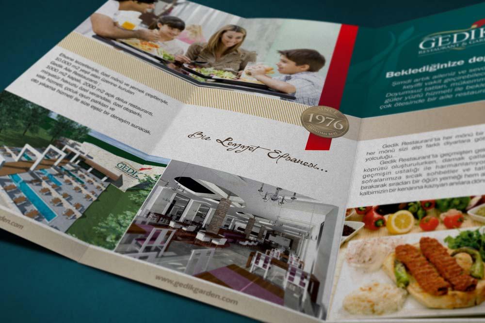 gedik restaurant brosur 2