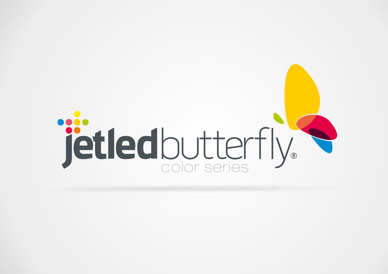 jetled butterfly logo