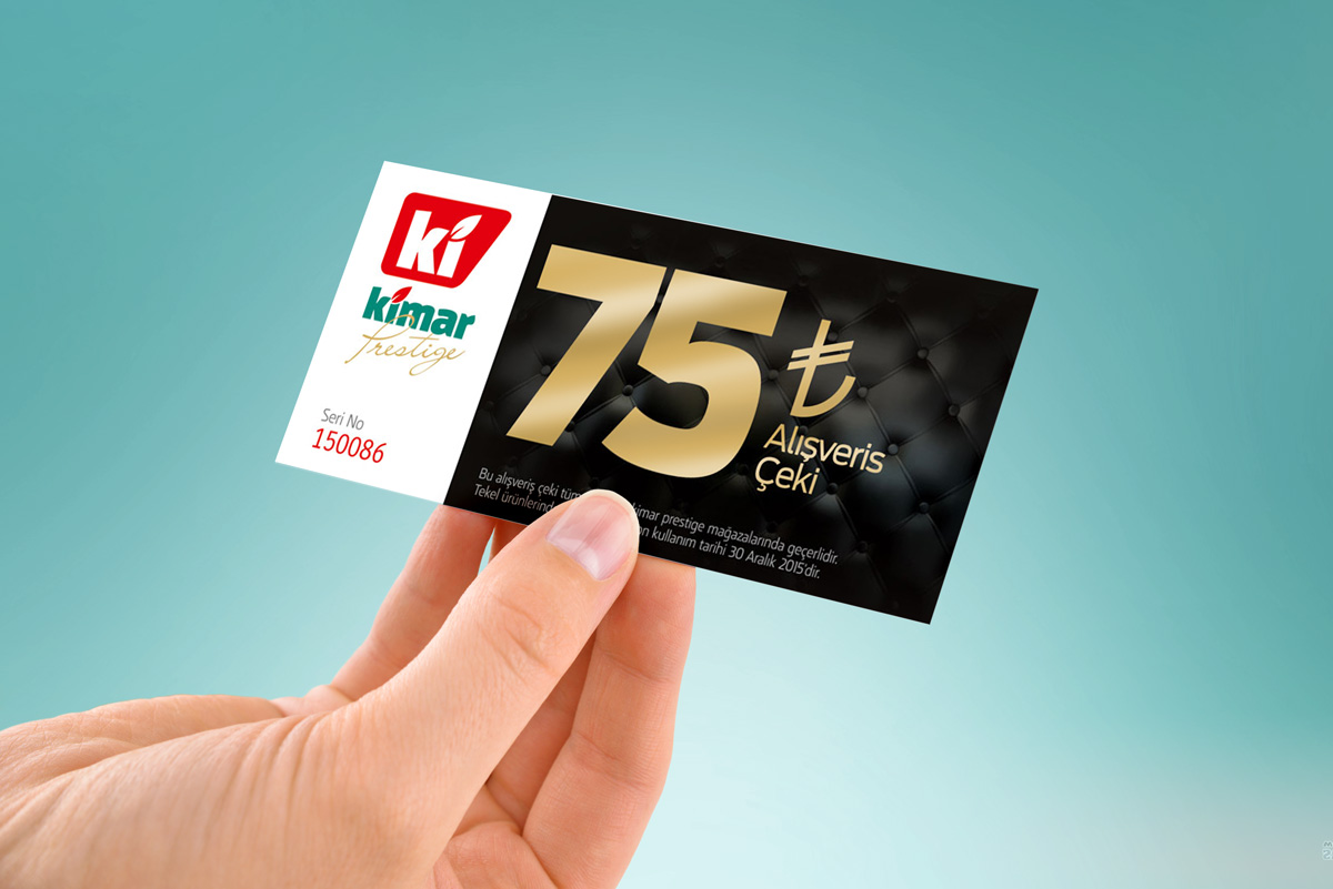 kimar prestige market alisveris ceki 75tl 2015