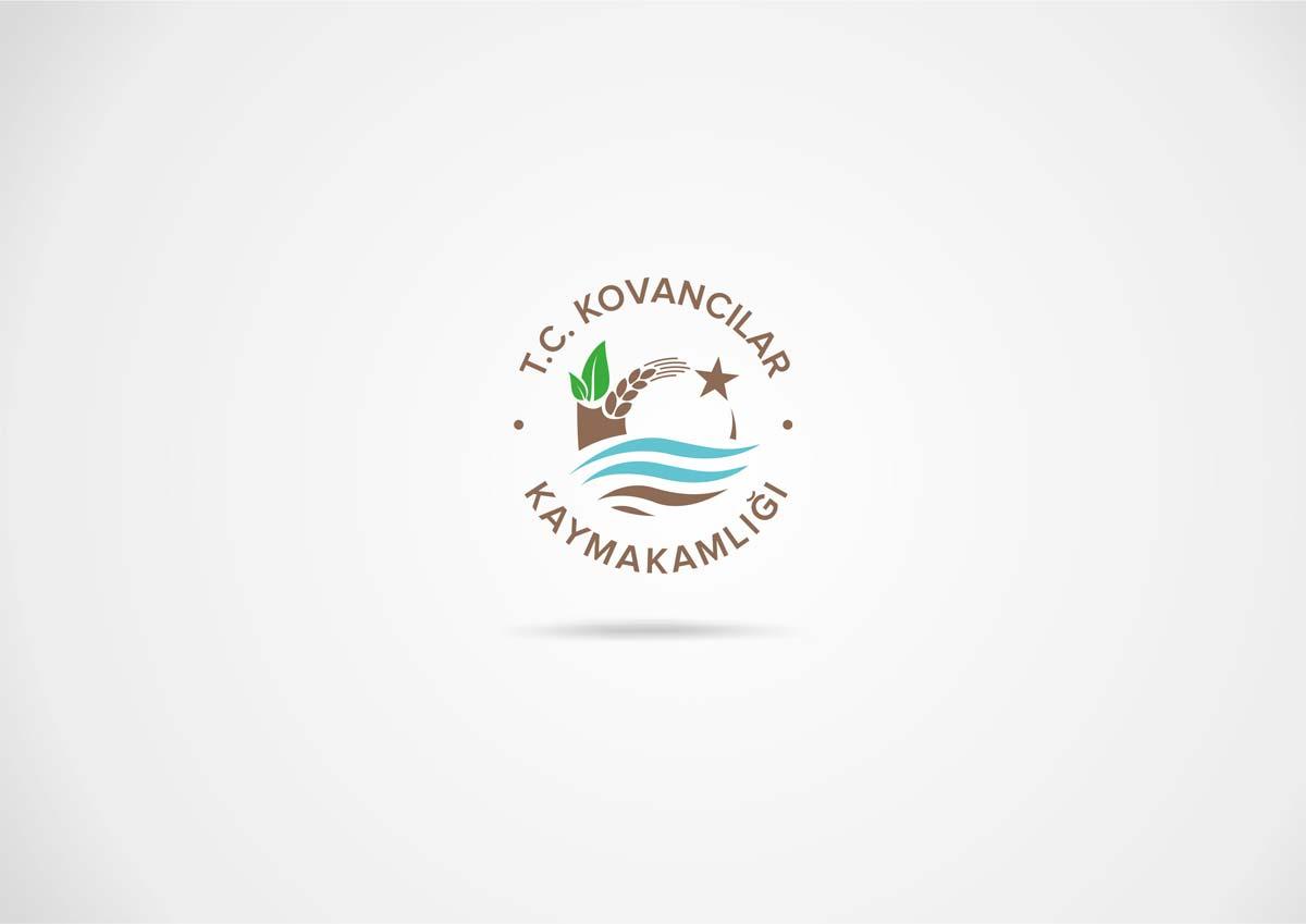 kovancilar kaymakamligi logo tasarimi 2