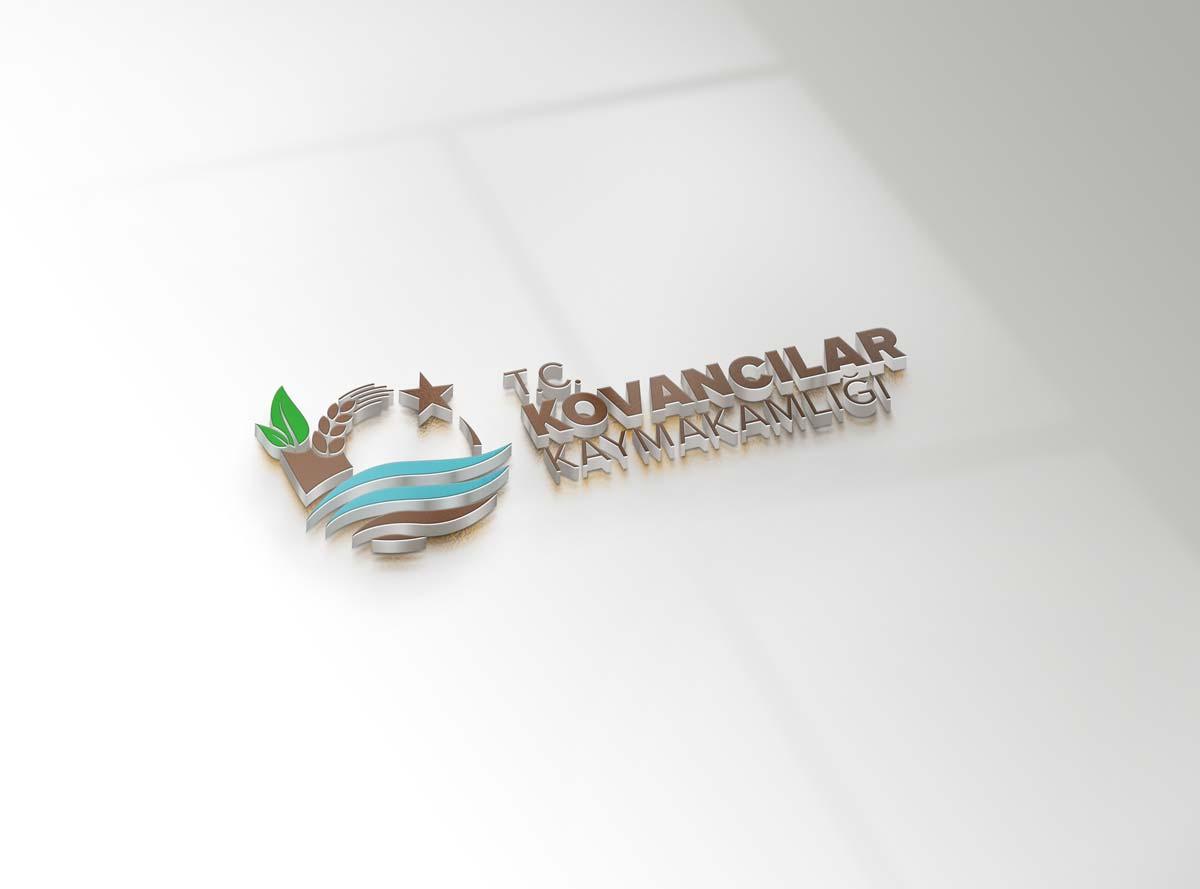 kovancilar kaymakamligi logo yatay
