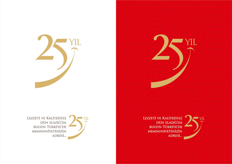 assan 25 yil logo