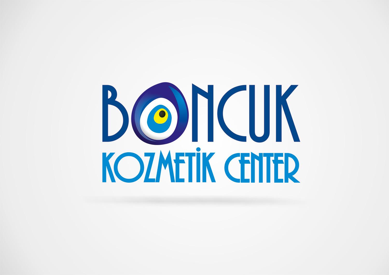 boncuk kozmetik center logo
