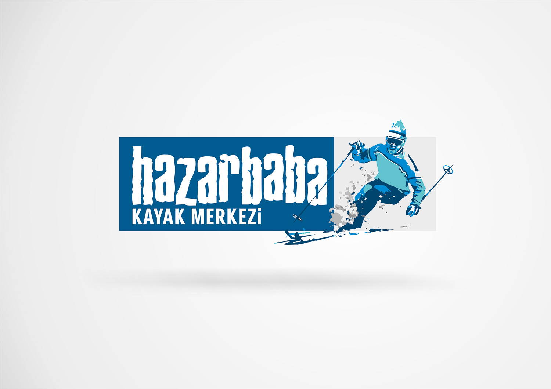 hazar baba kayak merkezi logo