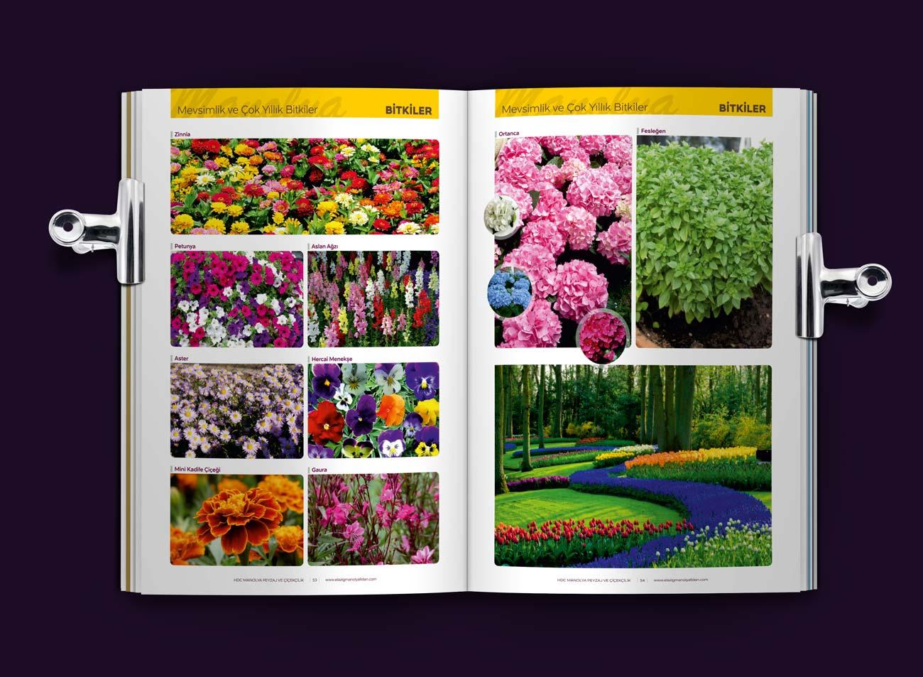 manolya cicekcilik katalog ic sayfa