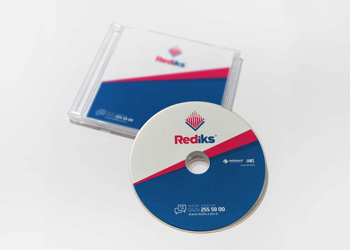 rediks cd