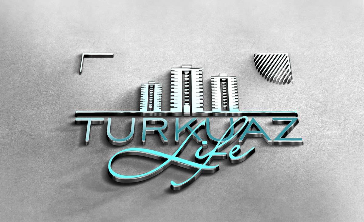 turkuaz life evleri logo